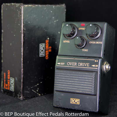 Rozz R-3 Overdrive 1982 Japan