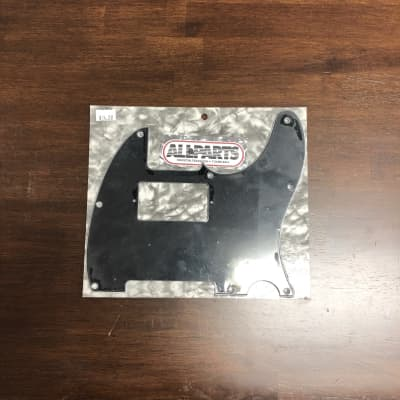 Allparts Black Humbucking Pickguard for Telecaster for sale