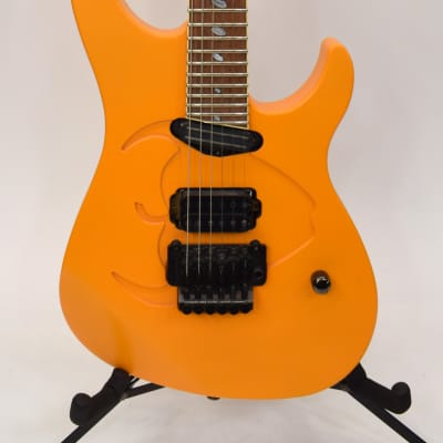 Caparison Apple Horn SE Orange Electric Guitar INCLUDES CASE - Previously Owned for sale