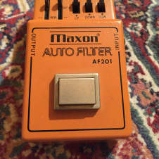 Vintage Maxon envelope filter/ auto wah Mu-Tron iii copy, early 1980's era