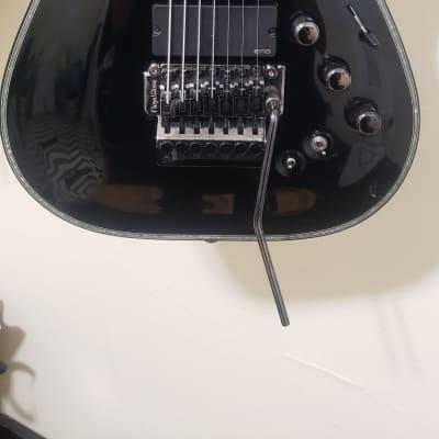Schecter Hellraiser C-7 FR S Sustainiac 7-String w/ Floyd Rose Gloss Black for sale