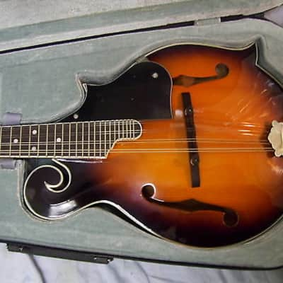 Mandolin, F style with case for sale