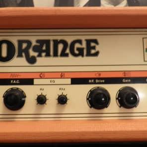 Orange OR80 80-Watt Guitar Combo 1972 - 1976