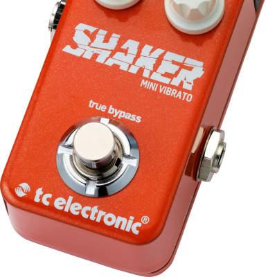 Tc Electronic Shaker Mini Vibrato Effetto A Pedale for sale