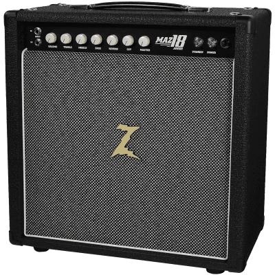 "Dr. Z MAZ 18 Junior Reverb 18-Watt 1x12"" Studio Guitar Combo"