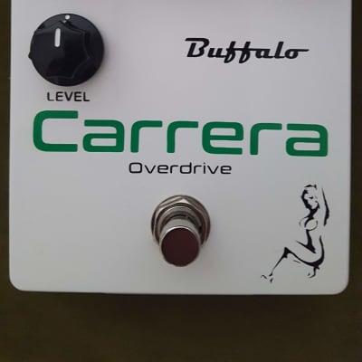 Buffalo FX Carrera White