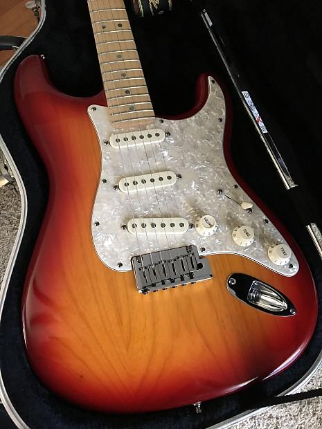 Diagram Fender Deluxe Stratocaster W S