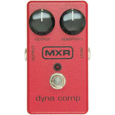 Mxr M102 Dyna Comp Compressor 1976