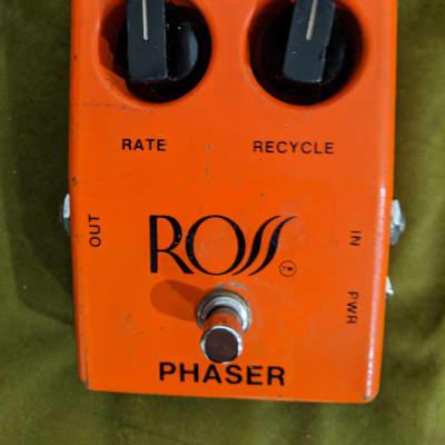 Ross Phaser