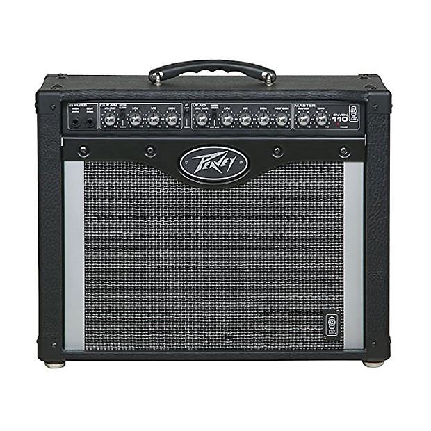 peavey pv00583560 envoy 110 transtube amplifier black gray reverb. Black Bedroom Furniture Sets. Home Design Ideas