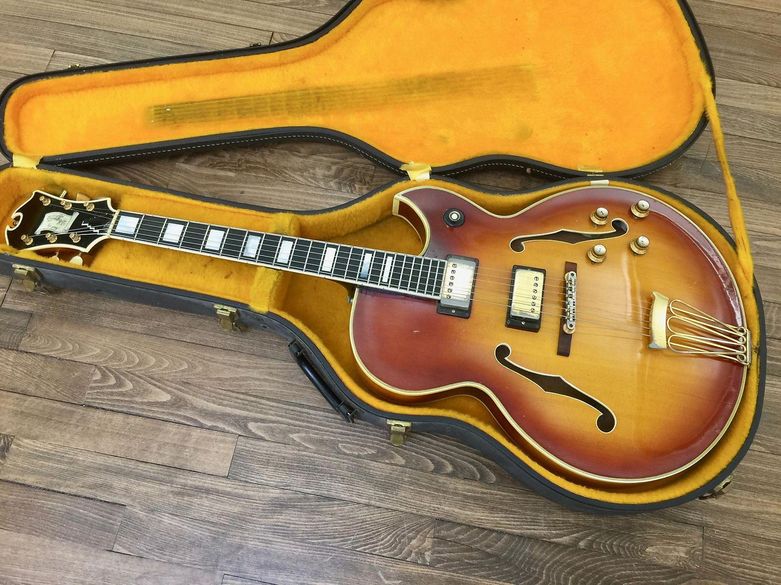 1964 Gibson/D'Aquisto Byrdland Archtop Guitar