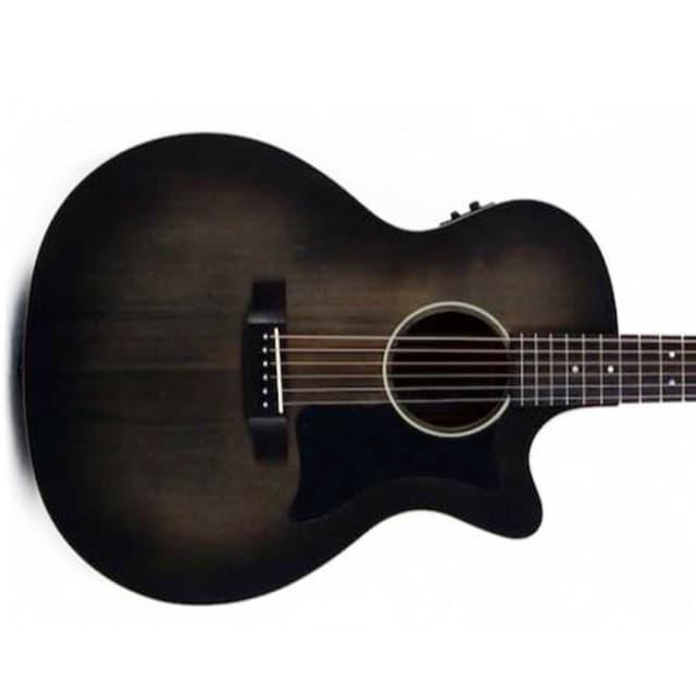 Sigma GMC-STE-BKB+ Electro Acoustic Guitar - Blackburst image