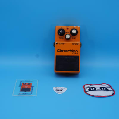 Boss DS-1 Distortion | Rare 1987 Made in Japan (Black Label) | Fast Shipping!