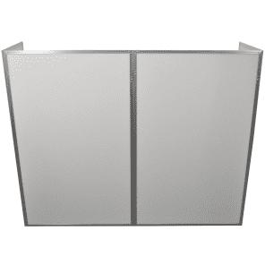 Seismic Audio SA-FAC1 Multi-Panel 4' Acrylic DJ Facade