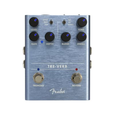 NEW Fender Tre-Verb Reverb/Tremolo for sale