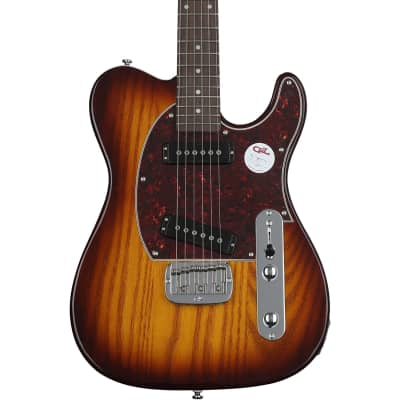 G&L Tribute ASAT Special Guitar, Maple Neck w/ Rosewood, Tobacco Sunburst for sale
