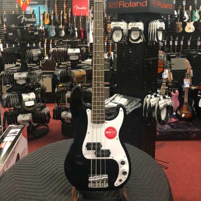 Squier Mini P Bass  - Black