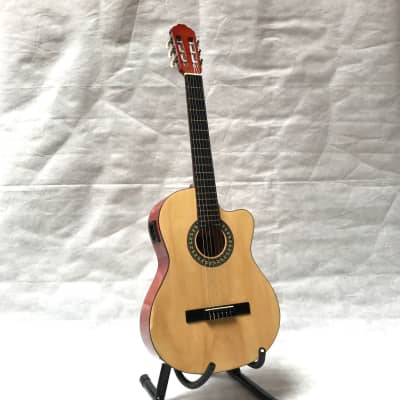 Starsun  DRC944CTV Classical guitar with EQ for sale