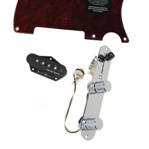 Fender Tele Telecaster Loaded Pickguard Duncan STK-T3B, SM-1 Pickups TO