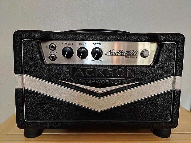 jackson ampworks newcastle 30 reverb. Black Bedroom Furniture Sets. Home Design Ideas