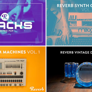 Reverb Exclusive Content Bundle
