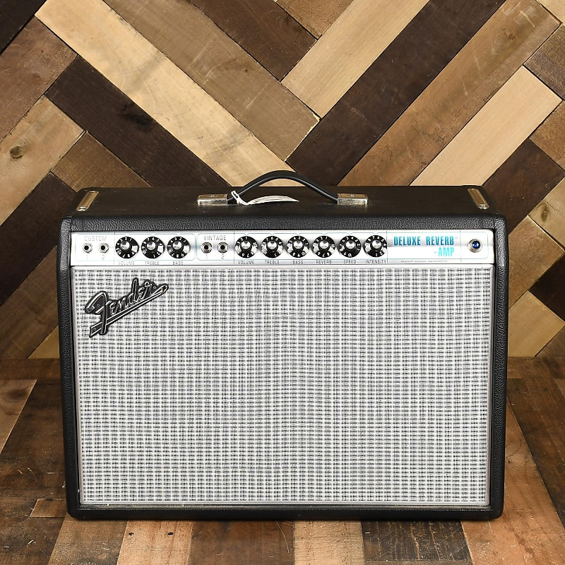 reverb gift card fender 68 deluxe reverb silverface 1x12 used russo 8028