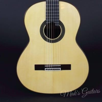 Amalio Burguet 1a Spruce/Rosewood for sale