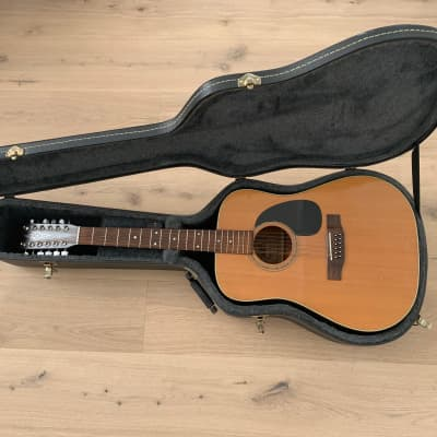 Alvarez 5021 12 String, Acoustic/Electric - Vintage! Quality! Beautiful! 1977 Natural for sale