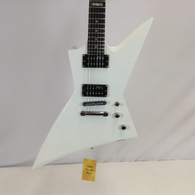 LTD EX-50 Electric Guitar White *WEAR* for sale