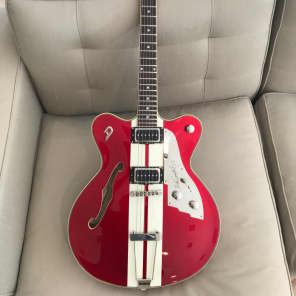 Duesenberg MIKE CAMPBELL 2 Approx 2013 CANDY APPLE RED for sale