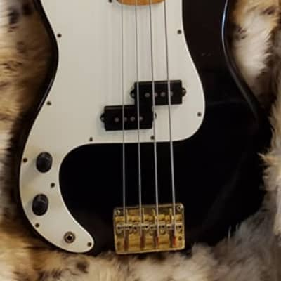 D'Agostino Left-Handed P-Bass-Rare for sale