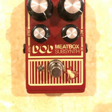 DOD Meatbox Subsynth reissue
