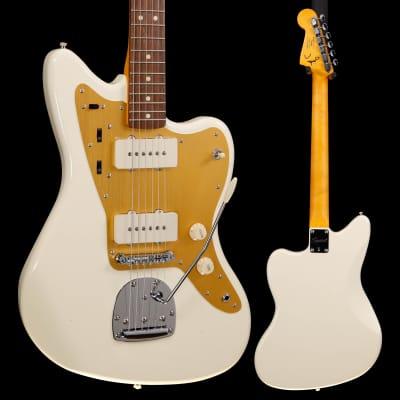 Squier J Mascis Jazzmaster, Laurel FB, Vintage White 665 for sale