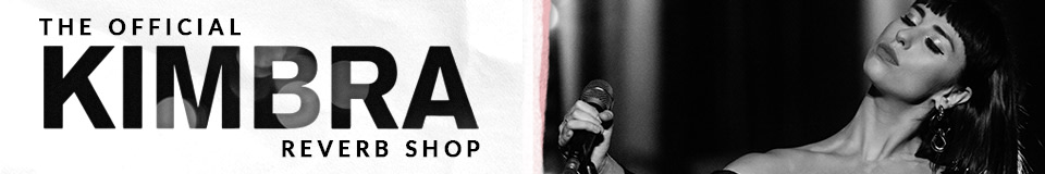 The Official Kimbra Reverb Shop