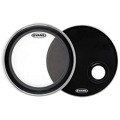"""Evans EBP-EMADSYS EMAD System Bass Drum Head Pack - 22"""""""