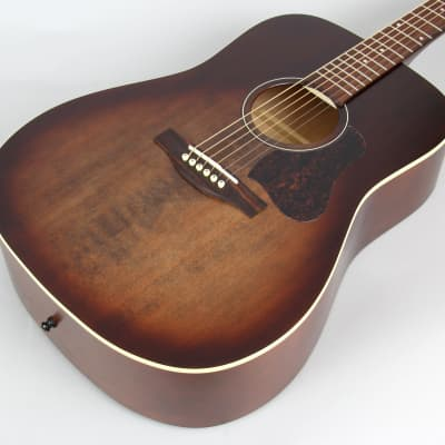 Art & Lutherie Americana Acoustic Guitar | Bourbon Burst for sale