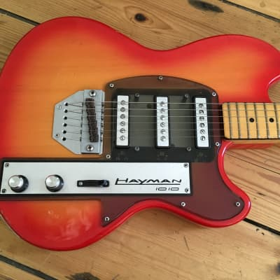 Hayman 1010 Electric Guitar EX Mott The Hoople 1970s for sale