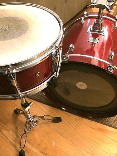 yamaha stage custom birch 5 piece acoustic drum set reverb. Black Bedroom Furniture Sets. Home Design Ideas