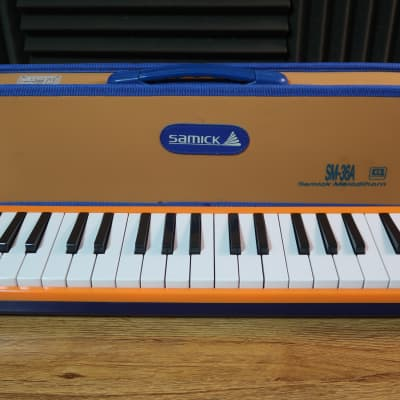 Samick SM-36A Melodihorn (Melodica/Melodion) for sale
