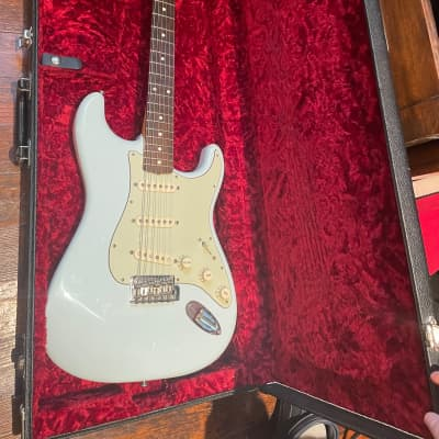 Fender  Classic player 60s Stratocaster  Sonic Blue for sale