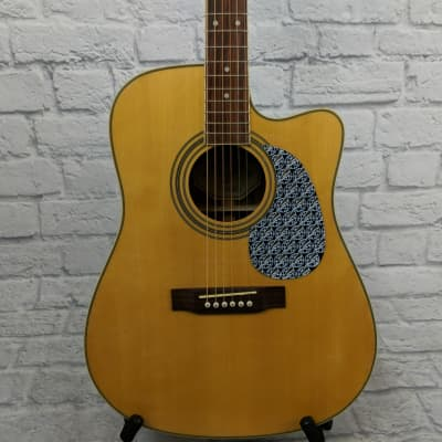 S101 Standard Dreadnought Acoustic Guitar with Cutaway for sale