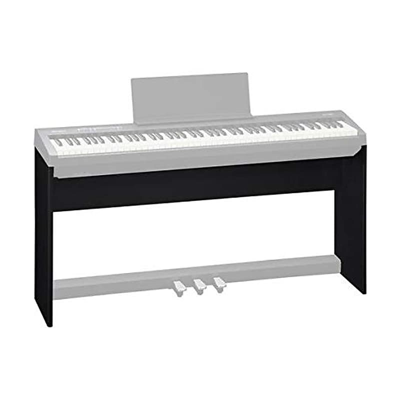 roland fp 30 bkc 88 key digital piano w ksc 70 stand and reverb. Black Bedroom Furniture Sets. Home Design Ideas