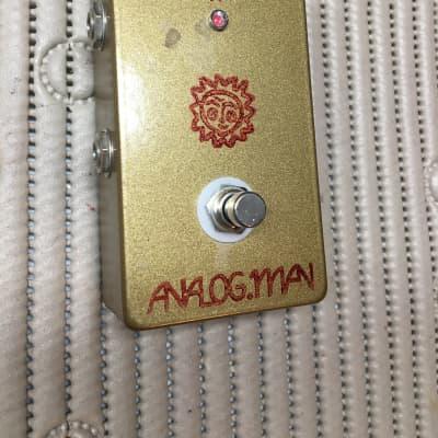 Analogman A/B  Gold