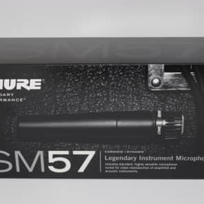 Shure SM-57 LC Dynamic Microphone