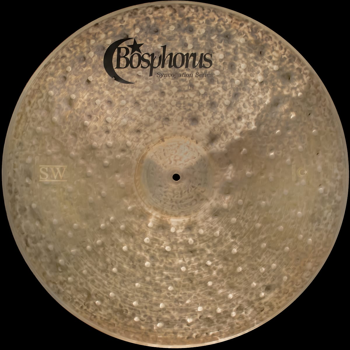 "Bosphorus Syncopation 24"" SW Ride 2715 g"