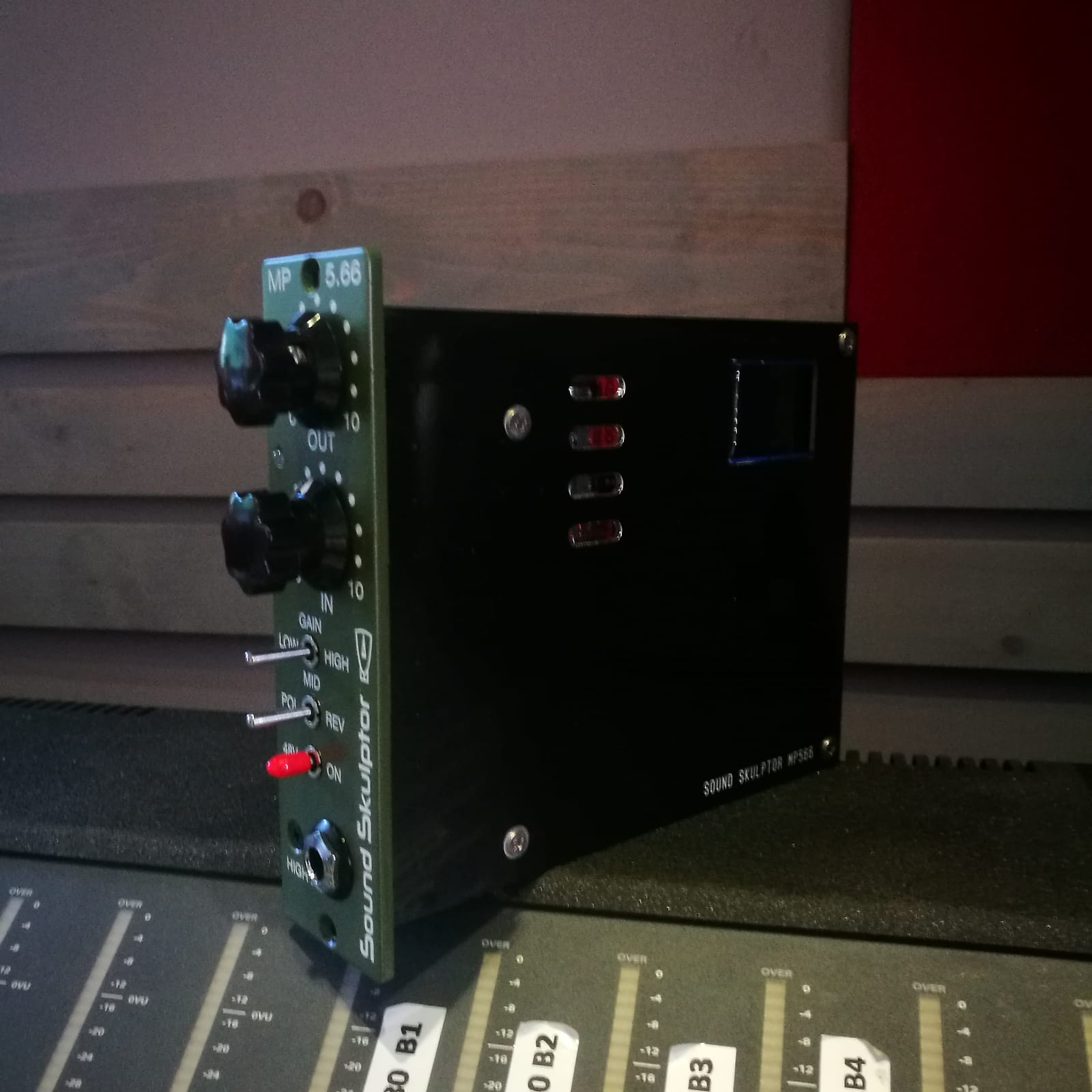 Sound Skulptor Mp566