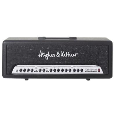 Hughes & Kettner ATTAX Series Tour Reverb 2-Channel 100-Watt Solid State Guitar Amp Head
