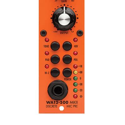 Warm Audio WA12-500 MKII Discrete 500 Series Mic Pre Module