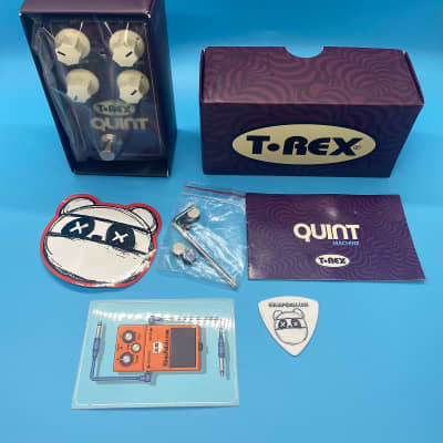 T-Rex Quint Machine | New in Box | Fast shipping!