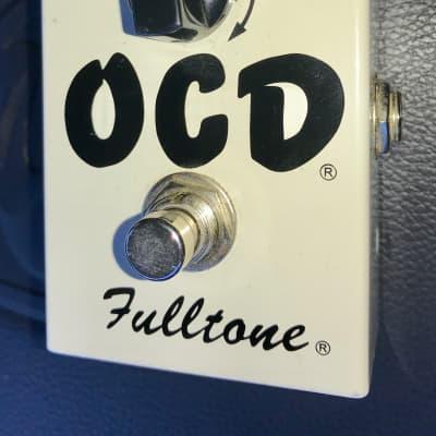 2010 Fulltone OCD V1.4 Obsessive Compulsive Drive Pedal